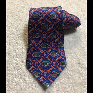 Eagle Wings University Of Florida Gators Tie